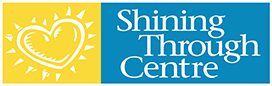 Shining Through Centre Logo